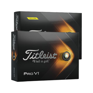 New 2019 Titleist Pro V1 Golf Balls